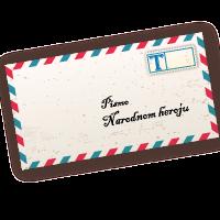 Pismo Narodnom heroju