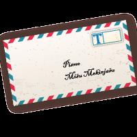 Pismo Mišu Mekinjašu